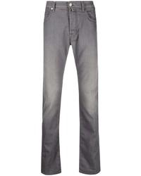 graue Jeans von Jacob Cohen