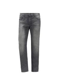 graue Jeans von Jan Vanderstorm