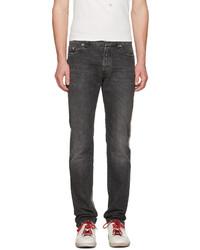 graue Jeans von Maison Margiela