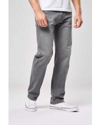 graue Jeans von next