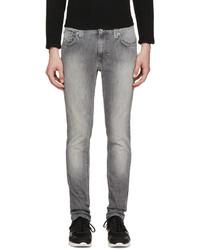 graue Jeans von Nudie Jeans