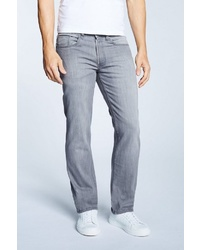 graue Jeans von OKLAHOMA JEANS