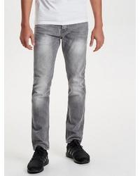graue Jeans von ONLY & SONS