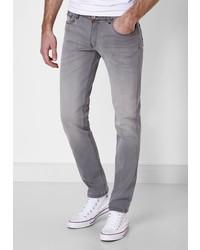 graue Jeans von PADDOCK´S