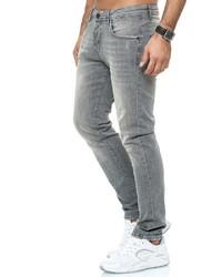 graue Jeans von Redbridge