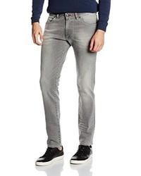 graue Jeans von Roy Robson