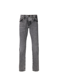 graue Jeans von Saint Laurent