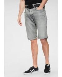 graue Jeansshorts von G-Star RAW
