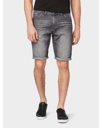 graue Jeansshorts von Tom Tailor