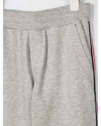 graue Jogginghose von Moncler