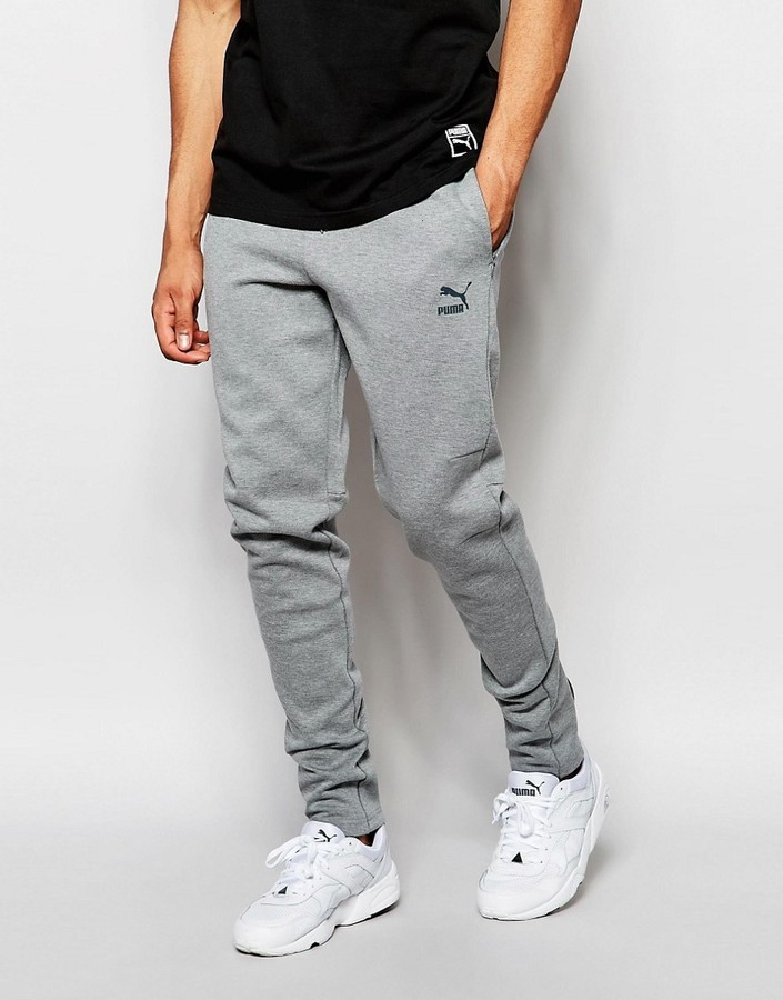 neuer & gebrauchter designer wähle echt akribische Färbeprozesse €66, graue Jogginghose von Puma