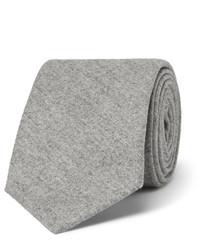 graue Krawatte von Brunello Cucinelli