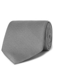 graue Krawatte von Ermenegildo Zegna