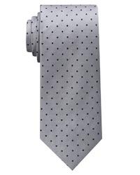 graue Krawatte von Eterna