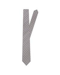 graue Krawatte von Jacques Britt