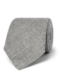 graue Krawatte von Kingsman