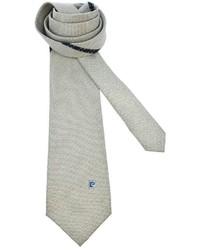 Graue Krawatte von Pierre Cardin