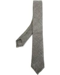 graue Krawatte von Thom Browne