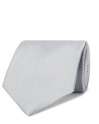 graue Krawatte von Tom Ford