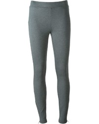 graue Leggings von DKNY