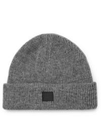 graue Mütze von Acne Studios
