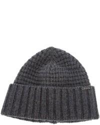 graue Mütze von Bark