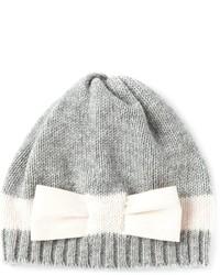 graue Mütze von Bernstock Speirs