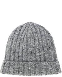 graue Mütze von Brunello Cucinelli