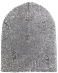 graue Mütze von Dondup