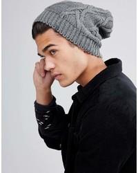 graue Mütze von Esprit