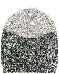 graue Mütze von Etro