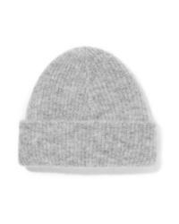 graue Mütze von Ganni