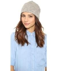 graue Mütze von Hat Attack