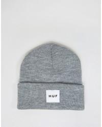 graue Mütze von HUF