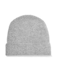 graue Mütze von Johnstons of Elgin