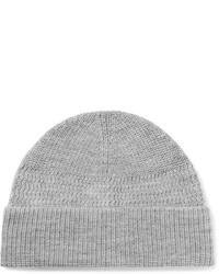 graue Mütze von Lanvin