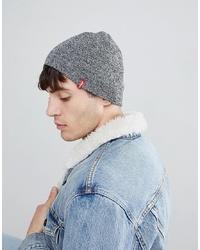 graue Mütze von Levi's