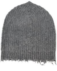 graue Mütze von MSGM