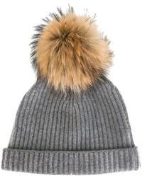 Graue Mütze von N.Peal