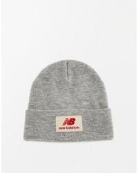 graue Mütze von New Balance