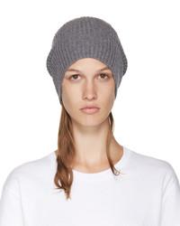 graue Mütze von Stella McCartney