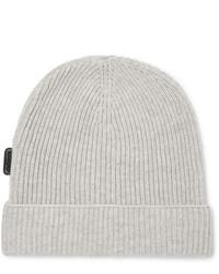 graue Mütze von Tom Ford