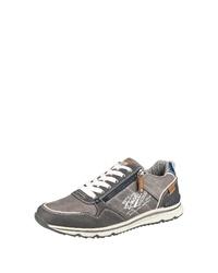 graue niedrige Sneakers von Dockers by Gerli