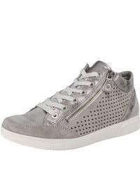 graue niedrige Sneakers von Jenny