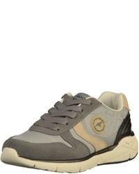 graue niedrige Sneakers von KangaROOS