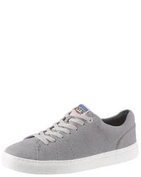 graue niedrige Sneakers von Levi's