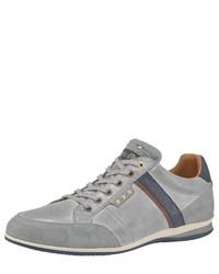 graue niedrige Sneakers von Pantofola D'oro