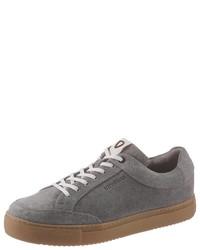 graue niedrige Sneakers von Strellson