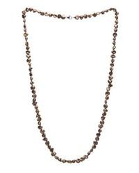 graue Perlenkette von Kimura Pearls