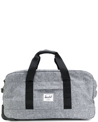 graue Reisetasche von Herschel